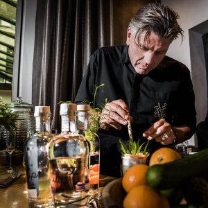 Clusius Dutch Tulip Vodka De Librije Jonnie Boer