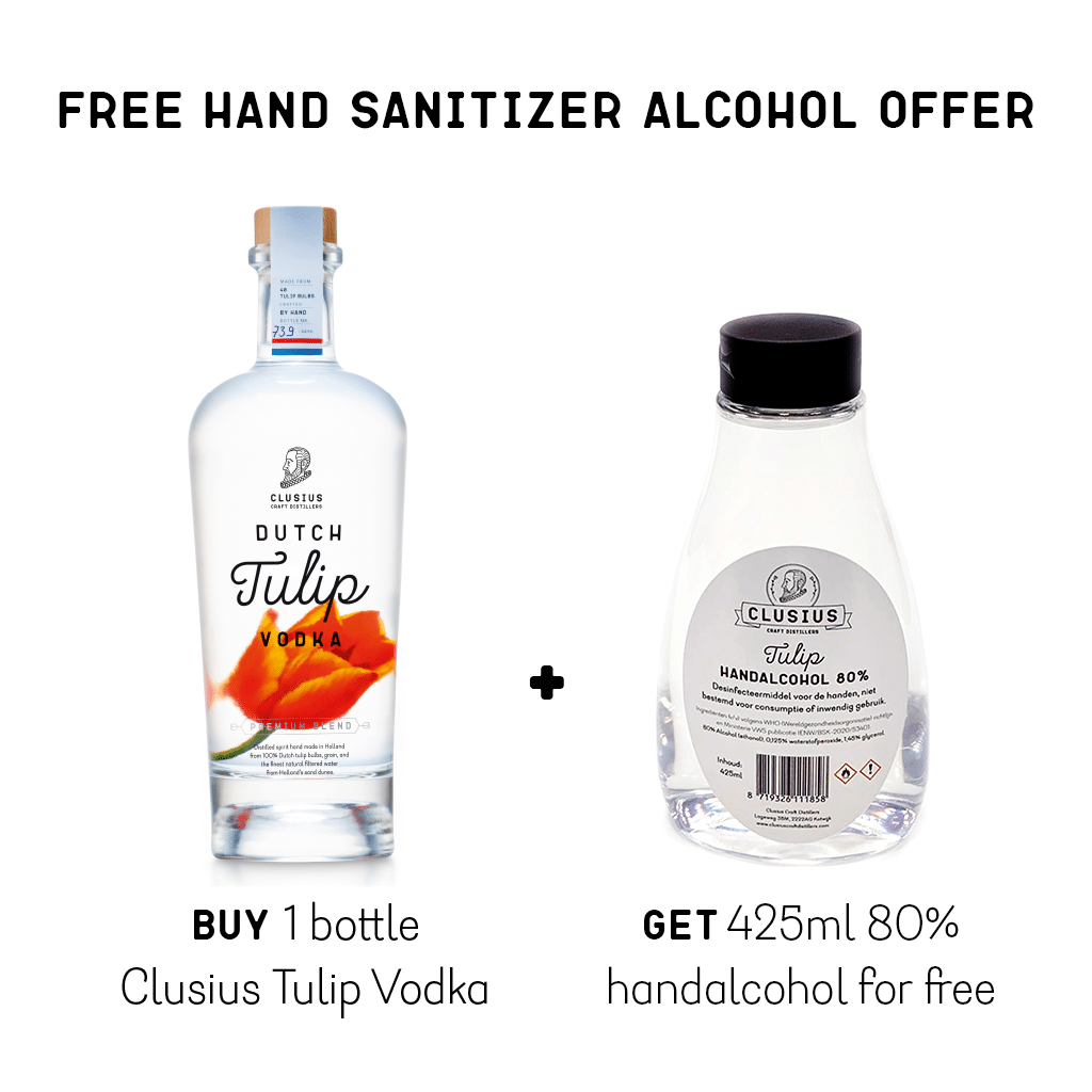HAND SANITIZER OFFER